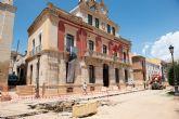 Los restos arqueol�gicos de la plaza del ayuntamiento ser�n puestos en valor