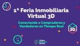 Primera feria inmobiliaria virtual en españa