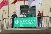 El Ayuntamiento de Totana se sumará a la conmemoración del Día Internacional de la ELA, que se celebra cada 21 de junio