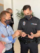 Nueva equipación para la Policía Local de Torre Pacheco