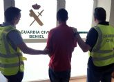 La Guardia Civil desmantela un grupo juvenil de experimentados delincuentes dedicado al robo en garajes y vehículos