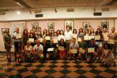 La Concejalía de Educación hace entrega, por vez primera, de los Premios de Excelencia Académica
