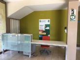 Quedan instalados los espacios cardioprotegidos con desfibriladores en todas las instalaciones deportivas municipales de Totana