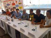 El alcalde de San Javier destaca el fuerte apoyo social de la Aidemarcha