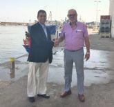 Reunión con la Cofradía de Pescadores de  San Pedro del Pintar