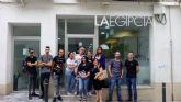 Los jóvenes del Proyecto 'Labor 2.0: Garantía Juvenil' han visitado entornos reales de formación