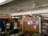 El CEIP 'Joaquín Carrión' renueva instalación eléctrica y estrena ventiladores de techo en las aulas