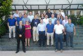 Los socios de ASECOM conocen de cerca la actividad empresarial de 'ElPozo Alimentaci�n'