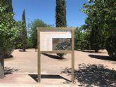 Se crea un itinerario interpretativo en el paraje de La Rafa