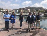 Cartagena aumenta la descarga de pescado fresco en un 13 por ciento con respecto al pasado año