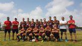 Un jugador del Club de Rugby de Totana es convocado para el Campeonato de España de Rugby 7 en Valladolid