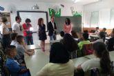 Los alumnos de La Asomada diseñan un proyecto para revitalizar el Mar Menor