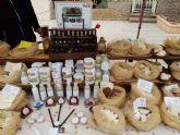 'Mercado Artesano de Los Alcázares' el Sábado de el Paseo de Carrión de 10 a 24 horas