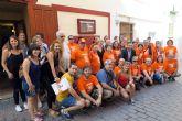 Las asociaciones de salud mental de la Región se dan cita en Caravaca para participar en el 'Festivarte'