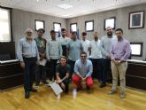 Alumnos de Formación Profesional de Electricidad e Informática completan su formación en el Ayuntamiento