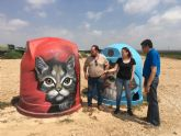 San Javier se convierte en uno de los primeros municipios de la Región en poner en marcha las colonias felinas