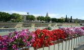 Los Molinos del Río se visten de colores con 200 balconeras y miles de flores