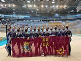 El Club Rítmica Cartagena, campeón de Espana de Gimnasia Estética de Grupo