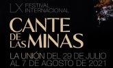 El miércoles saldrán a la venta las entradas del 60 Festival Internacional del Cante de las Minas