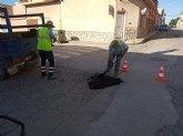 Brigada municipal: trabajos del 21 de junio