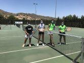 Club de Tenis Totana. Campeonato regional por equipos