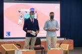La Asociación de Jóvenes Empresarios de la Región de Murcia (AJE) clausura en Caravaca el programa ´Ecosistema Juvenil de Emprendimiento Covid-19´