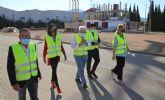 La consejera de Empleo de la Región de Murcia visita el Centro de Formación de la Fundación Laboral de la Construcción en Alhama