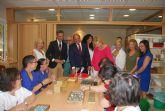 El Presidente de la Región de Murcia inaugura la residencia 'Virgen de la Esperanza' de Yecla
