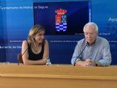 El Ayuntamiento de Molina de Segura firma una adenda al convenio de colaboración con Proyecto Hombre para programa de atención a personas con problemas de adicción