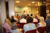 Diego Conesa visitar� Cartagena, Murcia y Lorca la pr�xima semana para explicar las l�neas de su programa