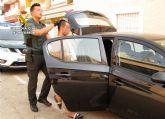 La Guardia Civil desarticula cuatro activos puntos de venta de drogas en el Mar Menor