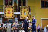 COEC Fuente Álamo recibe la Medalla de Plata de la Villa por su XXV aniversario