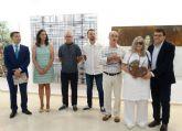 La artista Dora Catarineu recibe el ´Pincel del Año 2019´ del Concurso Internacional de Pintura Villa de Fuente Álamo