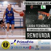 CB Jairis de Alcantarilla anuncia sus primeras renovaciones
