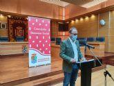 El Ayuntamiento de Molina de Segura firma convenios con las asociaciones DISMO, TEDIS y ASPAPROS, a las que destina un total de 79.000 euros