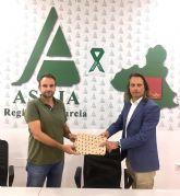 ASAJA Murcia y SECALFLOR unen sus fuerzas para distribuir paneles para la absorción y almacenamiento de agua en cultivos agrícolas