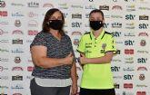 El STV Roldán seguirá contando con Andrea Marín