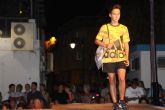 La moda se sube a la pasarela en Lo Pagán para lanzar un mensaje solidario