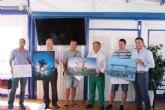 Medio Ambiente y la Estación Náutica Mar Menor premian las tres mejores fotografías sobre la laguna