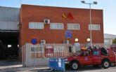 El Gobierno municipal considera prioritario que se acredite como Parque de Bomberos de Zona al actual local de Totana-Alhama