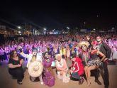 Cientos de personas disfrutan de la programación cultural de verano