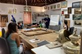 ElTaller Municipal de Restauración colabora en el curso de iniciación de técnicas y procedimientos de restauración