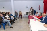 MC promoverá que la Junta Vecinal de Alumbres se sume a la exigencia al Gobierno regional para que la Comarca de Cartagena cuente con una Unidad de Quemados