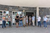 Archena prepara el inicio del curso haciendo test Covid-19 a todos los profesores y empleados de los centros docentes del municipio