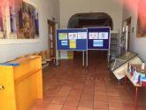 El servicio de préstamo de libros con cita previa se reanuda en la Biblioteca Municipal 'Mateo García' a partir de este lunes 24 de agosto