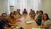 Nueva reunión de la mesa local de coordinación contra la violencia de género