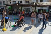 La Semana Europea de la Movilidad dedicó la mañana