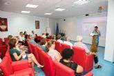 La unidad de alzheimer de Mazarrón conmemora el día internacional de esta enfermedad