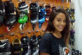 La campeona de España de freestyle de patinaje ofrecerá una masterclass en Las Torres de Cotillas