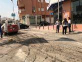 13.400 m² de nuevo firme asfáltico en calles urbanas de Roldán